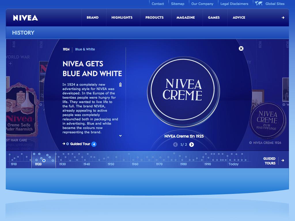 NIVEA_07_history